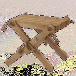 Tisch Lilli - Birke hellbraun geölt