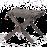 Tisch Lilli - Kiefer grau geölt