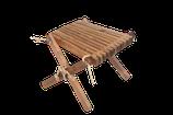 Tisch Lilli - Kiefer braun geölt