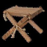 Tisch Lilli - Esche braun geölt