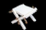 Tisch Lilli - Birke weiß lackiert