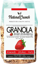 Granola con Fresa- Bolsa x 320 gr