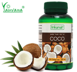 Aceite de Coco Orgánico - OFERTA 2 FRASCOS