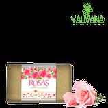 Jabón Natural de Rosas - OFERTA X 2 ENVASES