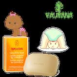 Jabón Vegetal de Caléndula (para bebé) - OFERTA X 2 CAJAS