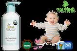 Shampoo y Jabón Orgánico gel de baño Lavanda para Bebé - OFERTA 2 FRASCOS