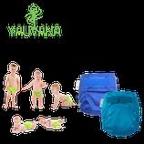 Pañal Ecológico Hipoalergénico Reusable niño 0 a 3 años Color entero - Oferta x 2 Unidades