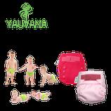 Pañal Ecológico Hipoalergénico Reusable niña 0 a 3 años Color entero - Oferta x 2 Unidades