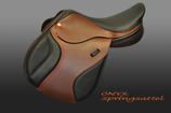 Onyx Springsattel