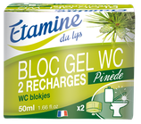 RECHARGE BLOC GEL WC 2x50ML