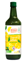 SIROP DE CITRON 1 litre