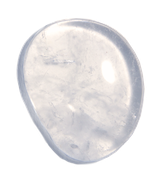 Galet de Cristal de roche