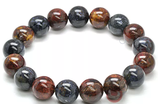 Bracelet perles 6 mm Piétersite