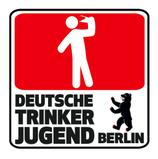 "AUSVERKAUFT - Aufkleber ""Deutsche Trinker Jugend"" (Päckchen m. ca. 40 Stück)"