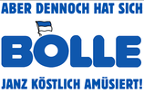 "NEU - Aufkleber ""BOLLE"" (Päckchen m. ca. 30 Stück)"