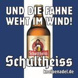"""NEU - Aufkleber """"DIE FAHNE WEHT IM WIND"""" (Päckchen m. ca. 35 Stück)"""