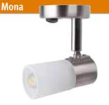 Lilie LED Aufbauspot Mona
