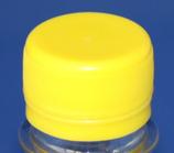 Schraubverschluss gelb