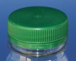 Schraubverschluss grün