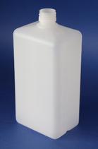 1000ml Vierkantflasche