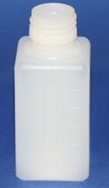 100ml Vierkantflasche