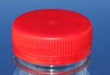 Schraubverschluss rot