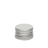Aluminiumverschluss mit Falzrand und ohne Sicherheitsring - 31,5 x 18mm