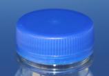 Schraubverschluss blau