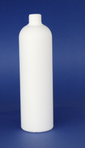 250ml Rundflasche weiss