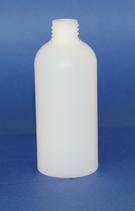 100ml Rundflasche natur