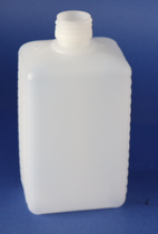 500ml Vierkantflasche