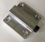 BILLET OIL PUMP COVER WITH OIL RELIEF