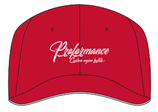 Flexifit Cap Red/ white