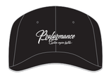 Flexifit Cap Black/ white