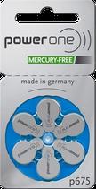 Batterijen 675