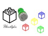 Baustein - mini Stempel