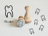 Zahn - Ministempel