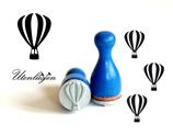 Heißluftballon - Ministempel