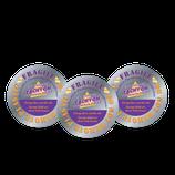 Pack 3 Disques Silice Tachyonisés  Protection pour les CEM et meilleur sommeil