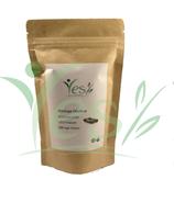 NATUR Moringa Kapseln (120 vegetarische Kapseln gefüllt mit 600mg Natur Moringa Blattpulver) 100% Natur Moringa aus ökologischem Wildwuchs.
