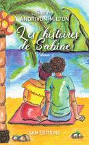 Les histoires de Sabine, volume 1