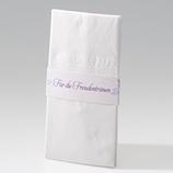 Banderole für die Freudentränen violette