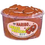 Haribo Liebesherzen