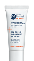 Gel crème hydratant matifiant figue de barbarie