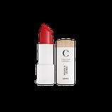 Rouge à lèvres mat rouge groseille N°122