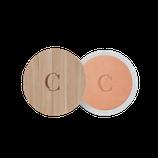 Terre caramel N°222 brun orangé nacré