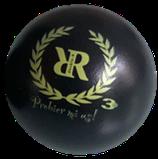 R+R, Probier mi us, schwarz, Lackiert und Raulack