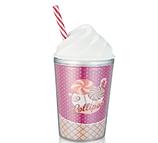 Vaso PVC Cupcake Ref. 2722 surtido
