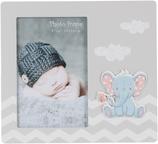 Ref. 6594 Portafotos madera elefante