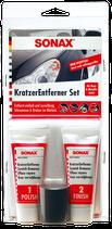 Sonax Kratzer-Entferner-Set Lack 2x25ml